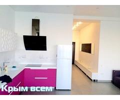 1 комнатные апартаменты с видом на море