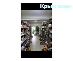 Аренда магазина в центре Гурзуфа
