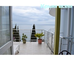 Сдается квартира в Ялте с видом на море!