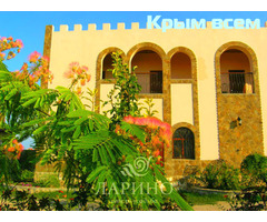 Недорогое жилье в Крыму снять номер отель Тарханкут