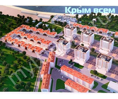 Продается Квартира в Севастополе (Казачья б., Военных строителей)  1 к