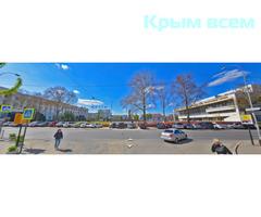Статусный объект в двадцати метрах от площади им. Ленина