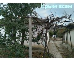 Продам в с. Тенистое Бахчисарайского района дом площадью 48 м2. 3комн.