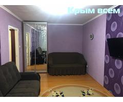 Сдается 2-х ком. квартира в пгт. Черноморское, Крым