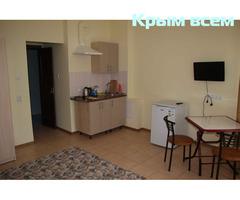 Апартаменты для отдыха вцентре Ялты