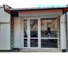 действующее кафе в центре города.