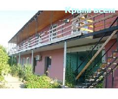 Продается гостевой дом на берегу моря