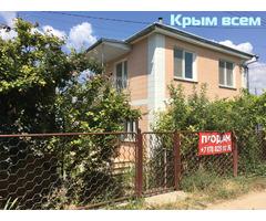 Продам дом  в городе Бахчисарае  в кооперативе «Строитель»