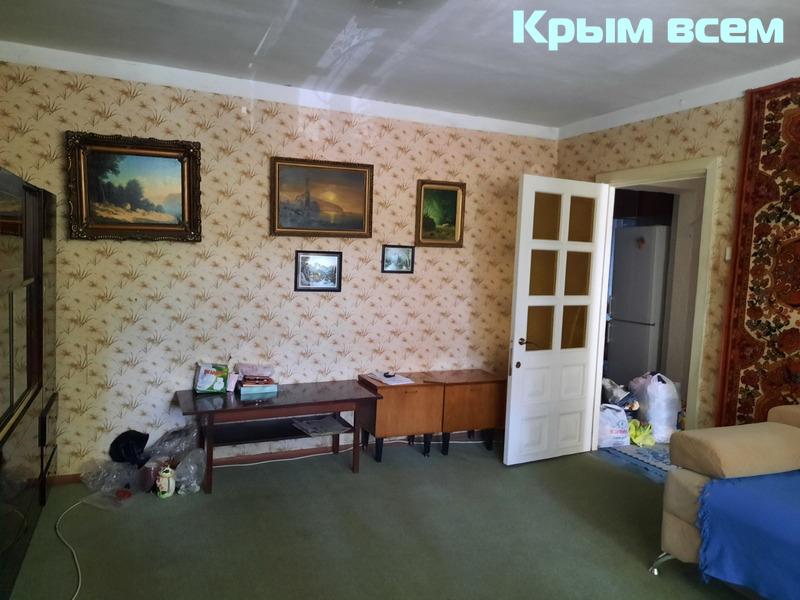 Квартира в Нахимовском районе на первом высоком этаже - 1/18