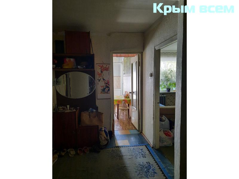 Квартира в Нахимовском районе на первом высоком этаже - 9/18