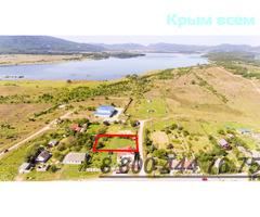 Продается участок в живописном месте Байдарской долины в с. Россошанка