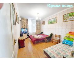 Квартира в 100 метрах от моря в Алуште