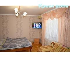 Снять двухкомнатную квартиру в Ялте посуточно